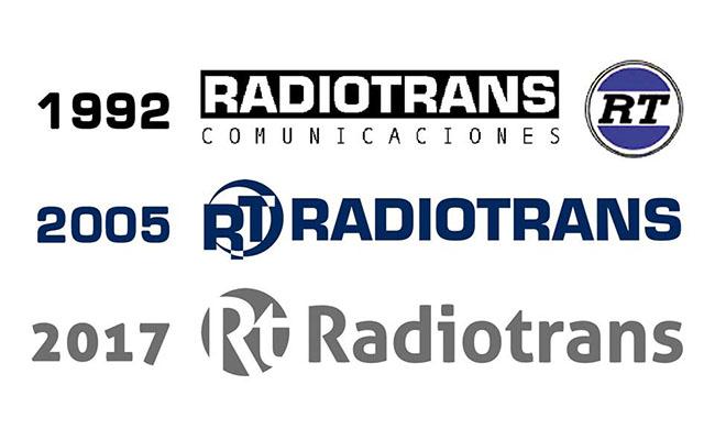 Radiotrans cambia su imagen corporativa coincidiendo con su 25 Aniversario