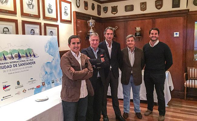 Radiotrans patrocina la Semana Internacional de la Vela en Santander 2015