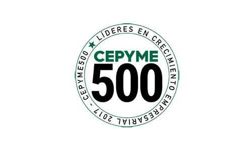Radiotrans ha sido incluida en el Anuario CEPYME500-2019.