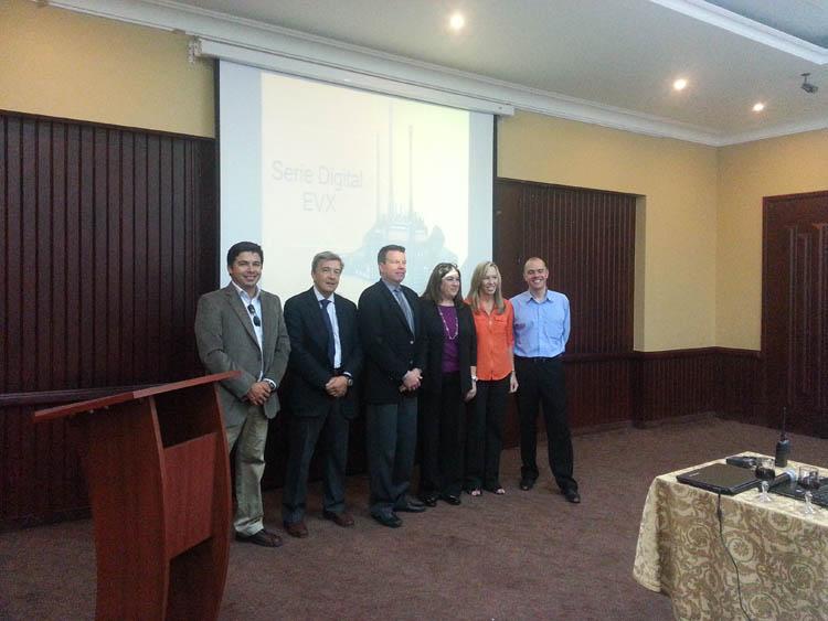 Radiotrans lanza las radios DMR eVerge en Colombia