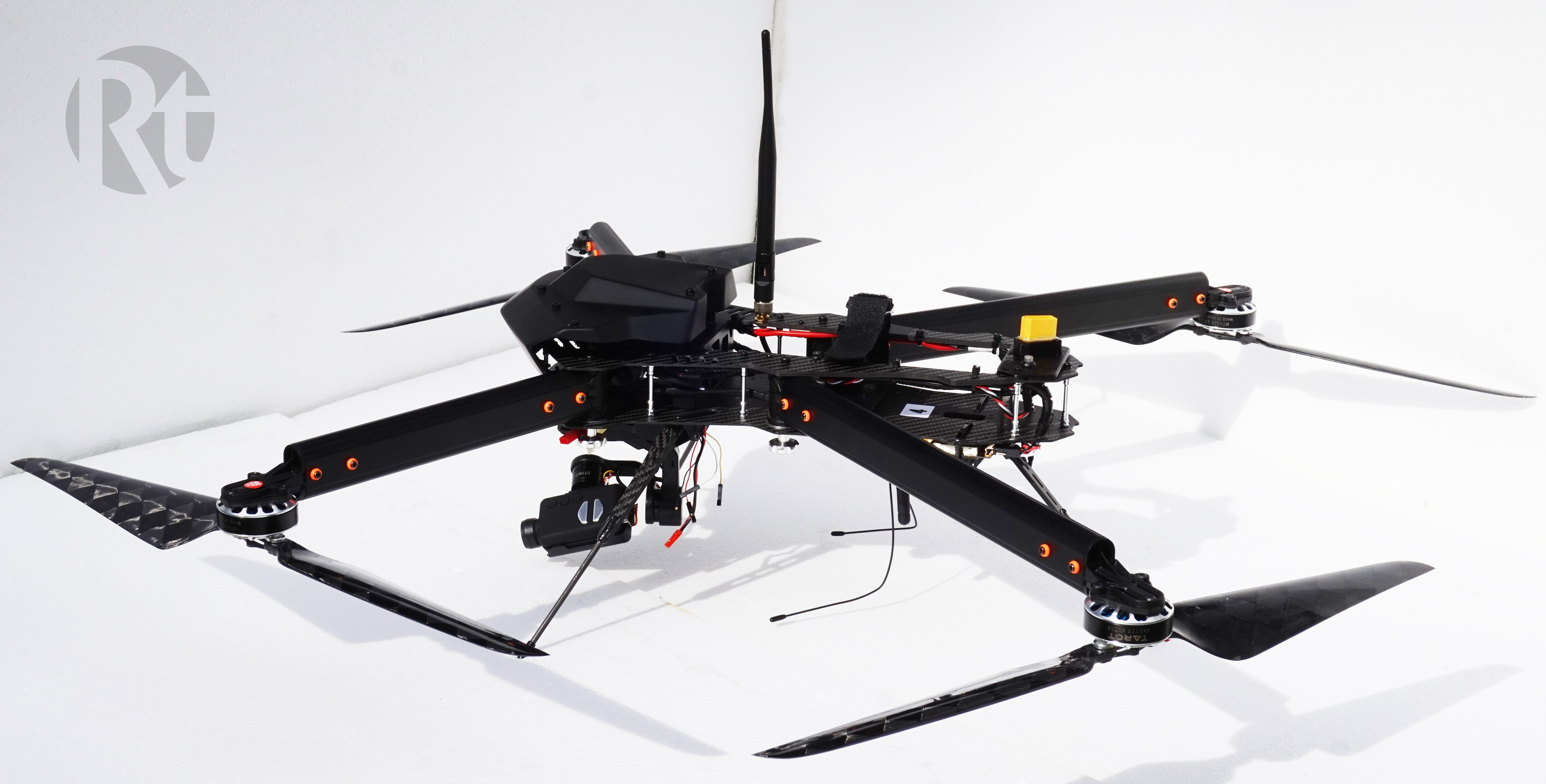 Nuevo suministro de drones de vigilancia en Niger y Mali