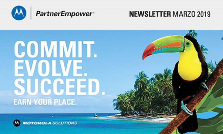 """Radiotrans premiada por Motorola Solutions, Programa Empower Circle, por ser uno de los distribuidores con mayor """"performance"""" en 2018 en LATAM."""