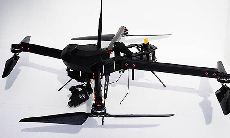 RT Suministra drones de vigilancia a la Gendarmerie de Mauritania