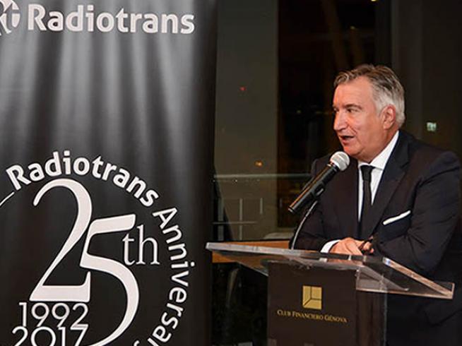 Entrevista a Luis Pérez Bermejo - Radiotrans en el FT1000