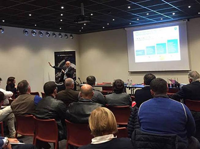 Primer seminario Radiotrans - Motorola Solutions en Italia.