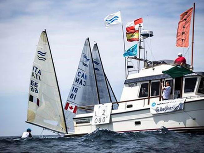 Radiotrans + Motorola Solutions una vez más apoyando al deporte. Sailing World Cup 2017. Santander sede de la FINAL.