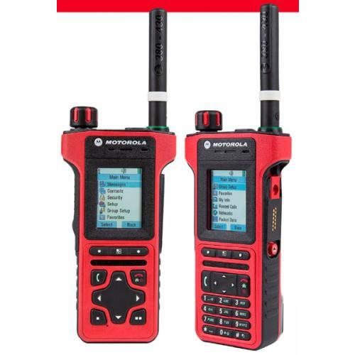 Motorola MTP8500 Ex / MTP8550 Ex
