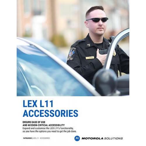 Catálogo de accesorios LEX L11