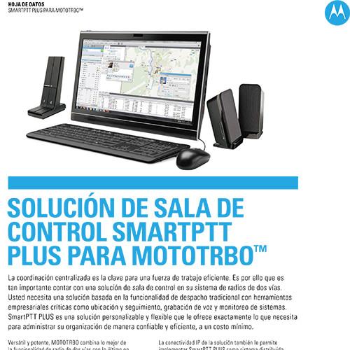 MOTOTRBO Smart PTT Plus