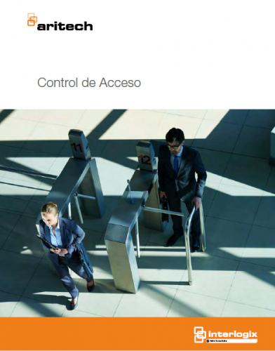 Catálogo Carrier[UTC] - Control de Accesos
